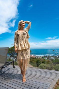 Women's online Bohemian Resortwear Fashion destination. Discover a world of unique and gorgeous boho-chic style - designer boutique quality clothing. Boho Style, Boho Chic, Beachwear For Women, Easy Wear, Resort Wear, Fabric Design, Boho Fashion, Clothing, Jackets