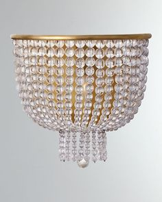 AERIN Jacqueline Medium Sconce