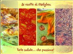 Raccolta di ricette: torte salate, che passione!