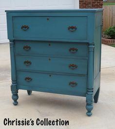color - Chrissie's Collection - Paint Portfolio ~ Dressers 2
