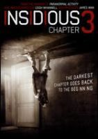 LINKcat Catalog › Details for: Insidious, Chapter 3 (DVD)