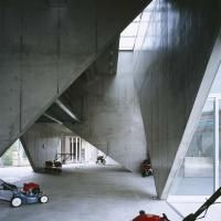 Akihisa Hirata Concrete Structure