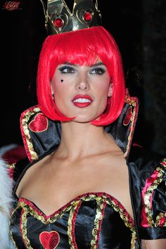 Alessandra Ambrosio at the Casamigos Halloween Party in Beverly Hills (October 25)