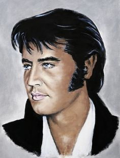 "( 2016 IN MEMORY OF ★ † ELVIS PRESLEY "" ♪♫♪♪ Rock & roll / pop / rockabilly / country / blues / gospel / rhythm & blues ) ★ † ♪♫♪♪ Elvis Aaron Presley - Tuesday, January 08, 1935 - 5' 11¾"" - Tupelo, Mississippi, USA. Died; Tuesday, August 16, 1977 (aged of 42) Resting place Graceland, Memphis, Tennessee, USA. Cause of death: (cardiac arrhythmia)."