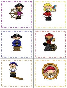 pirate cubby tags