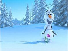 Frozen Teaser Trailer introduces Olaf, a Snowman, and Sven who is Reindeer. Disney Desktop Wallpaper, Frozen Wallpaper, Computer Wallpaper, Wallpaper Backgrounds, Disney Frozen Olaf, Disney S, Disney Animation Studios, Frozen Images, Frozen Pictures