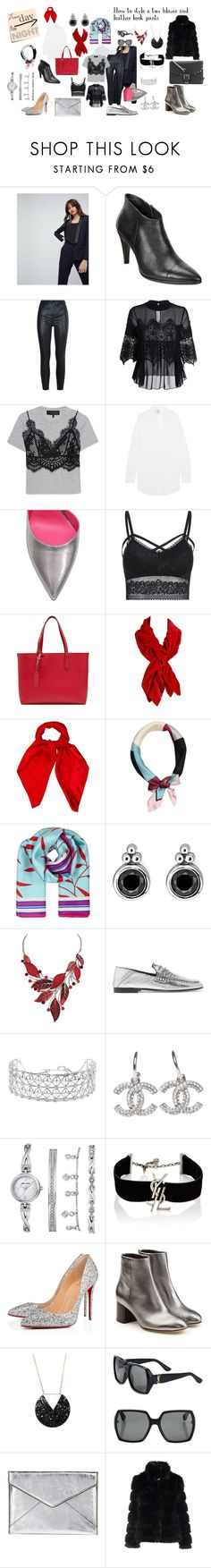 """""""From Day to Night"""" by larisa-inic on Polyvore featuring ASOS, ECCO, Kendall + Kylie, Vetements, Oscar Tiye, Burberry, INC International Concepts, Louis Vuitton, Diane Von Furstenberg and Thomas Sabo"""