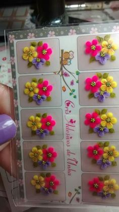 Nail Decals, Nail Stickers, One Stroke Painting, Easter Nails, Nail Art Designs, Design Art, Toe Nail Art, 3d Nails, Nail Arts