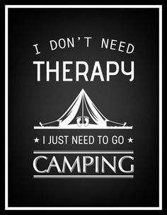 Wednesday starts one of my mini vacays this year and friday we leave for camping! Ready to get this season started!