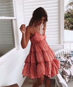 - today pin s t y l i n summer outfits, fashion outfits, summer dresses. Mode Outfits, Trendy Outfits, Fashion Outfits, Dress Fashion, Cute Beach Outfits, Fashion Tips, Casual Party Dresses, Cute Dresses, Fashion Mode