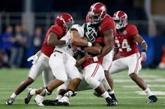 Alabama's Playing Like a Team on a Mission | Bleacher Report
