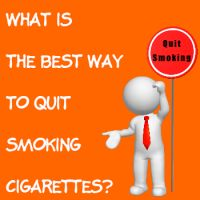 What is the Best Way to Quit Smoking Cigarettes?