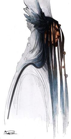 Shaman sketch – Art Drawing Tips Character Design References, Character Art, Character Concept, Character Illustration, Illustration Art, Art Graphique, Illustrations, Fantasy Characters, Amazing Art