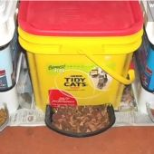 Make Your Own Automatic Pet Feeder