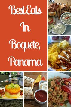Boquete, Panama has a nice offering of restaurants and foodie spots. Here is my favorite 5 for breakfast, lunch, and dinner. Do you agree?