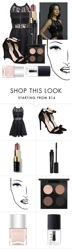 """""""outfit"""" by mymusicrocks ❤ liked on Polyvore featuring AX Paris, STELLA McCARTNEY, Bobbi Brown Cosmetics, Smashbox, MAC Cosmetics, Nails Inc. and NARS Cosmetics"""