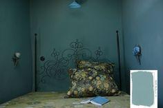 Emery & cie - Peintures - Peinture Mate - Exemples - Interieurs - Vert Bleu - Page 04