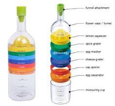 bottiglia mixer per cucina