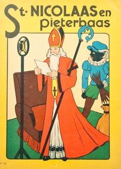 St. Nicolaas en Pieterbaas