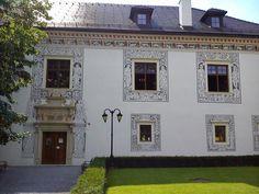 Sobášny palác v Bytči Central Europe, Bratislava, Czech Republic, Hungary, Castles, Poland, Gallery Wall, Landscape, Scenery