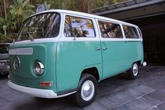 vw kombi t2 color