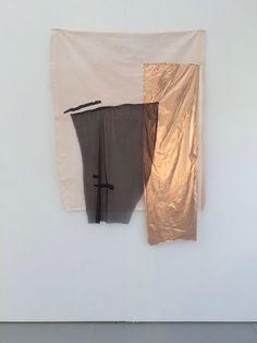 "neuboheme:  Isabel Yellin, ""Faux,"" 2014  http://pinterest.com/pin/161707442847078146/"