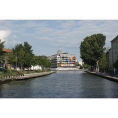 Voyage en images, au fil de l'eau, de Paris à Pantin