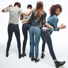Fashion News: Die perfekte Jeans   Harper's BAZAAR