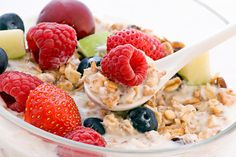 Besser essen - Morgentraining fängt beim richtigen Frühstück an