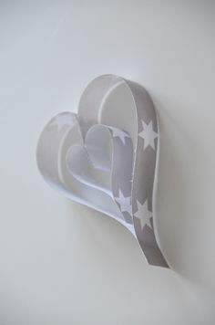 House No. 43 - paper heart
