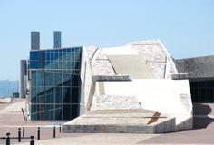 Ciudad de la Cultura, Santiago de Compostela. By: Peter Eisenman