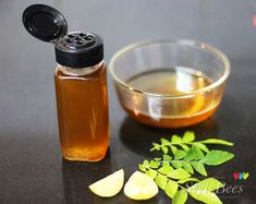 This article tells how to stop grey hair with a natural herbal oil made with curry leaves and amla in coconut oil, olive oil, castor oil and almond oil.
