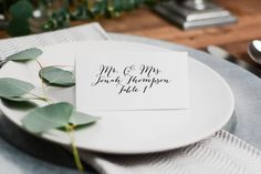 Printable place card template Wedding place by KarlyKDesignShop