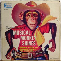 Musical Monkey Shines LP | Flickr - Photo Sharing!