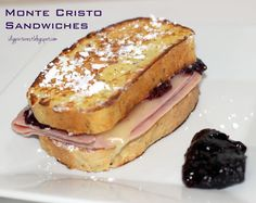 I Dig Pinterest and I Did it Too!: Monte Cristo Sandwiches