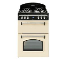 Our new cooker, coming soon:  LEISURE GRB6GVC Gas Cooker - Cream