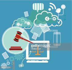 Vector Art : Social Media and Law