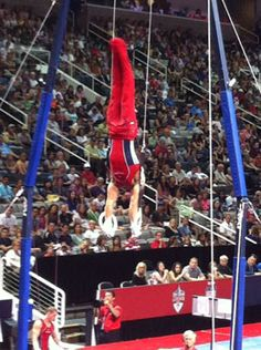 Yes, men's gymnastics is awesome.