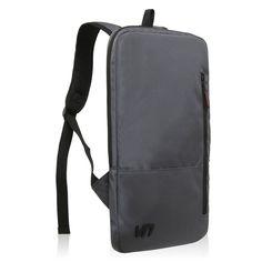 VN Veevan 13-inch Slim Laptop Backpack (Grey) #Veevan