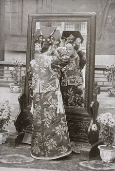 Emperor Puyi's mother