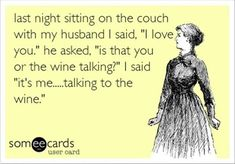 Marriage humor--not that I'm married or anything, but tis hilarious! ;P