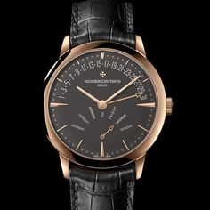 La Cote des Montres : Prix du neuf et tarif de la montre Vacheron Constantin - Patrimony - Date & Jour rétrogradants - 86020/000R-9940