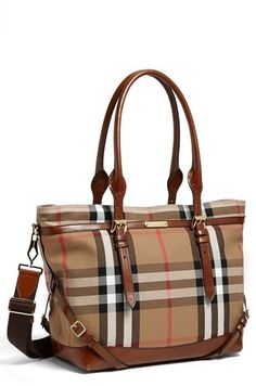 Burberry Diaper Bag http://www.shopstyle.com/action/loadRetailerProductPage?id=434221155&pid=uid1209-1151453-20