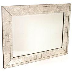Antique Brick Mirror - Mirrors - Accessories