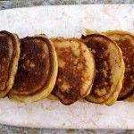 Grain Free Pancakes! For More Fabulously Healthy Recipes, go to www.facebook.com/UsanasHeatlhyIrwins.