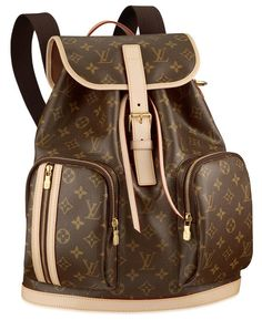 Louis Vuitton's Bosphore Backpack-I've wanted this bag ever since 6th Grade!