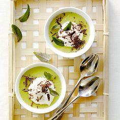Chocolate Mint Pots de Crème Recipe