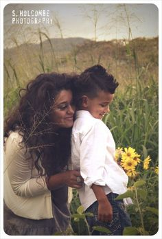 Mother & Son Photo By S. Holcombe Photography