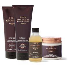 Grow Gorgeous Hair Growth Serum Original 90ml | Lookfantastic UAE Scalp Mask, Thickening Shampoo, Healthy Scalp, Brittle Hair, Hair Density, Gorgeous Hair, Hair Growth, Serum, Lineup