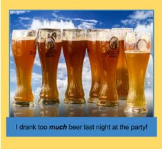 What Is Oktoberfest Beer? What Is Oktoberfest, Oktoberfest Party, Best Summer Beers, Easy English Grammar, Teaching English, Learn English, Fun Drinks, Alcoholic Drinks, Cocktails